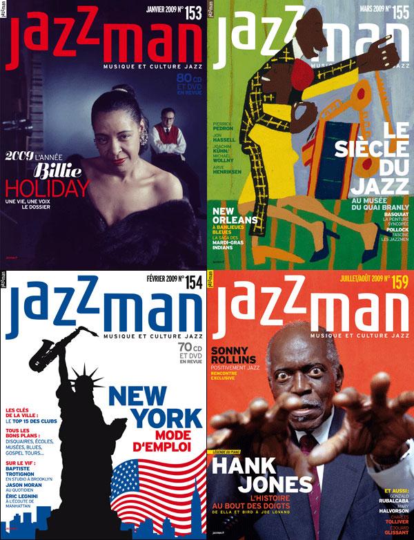 Jazzman Years I