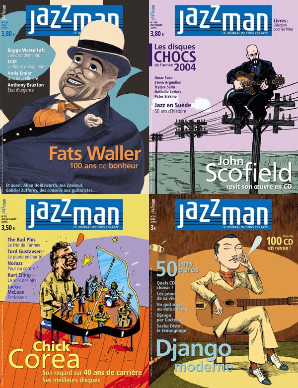 Jazzman Years III