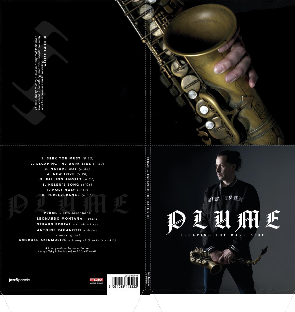 Plume Saxophoniste