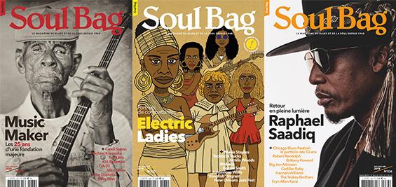 Magazine Soul Bag